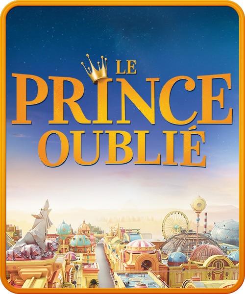 """Illustration """"le prince oublié"""""""