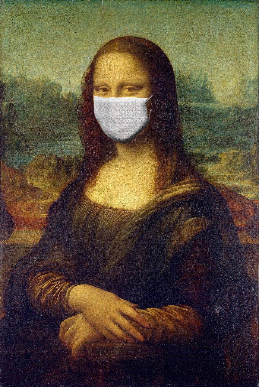 Le retour de la joconde masquée